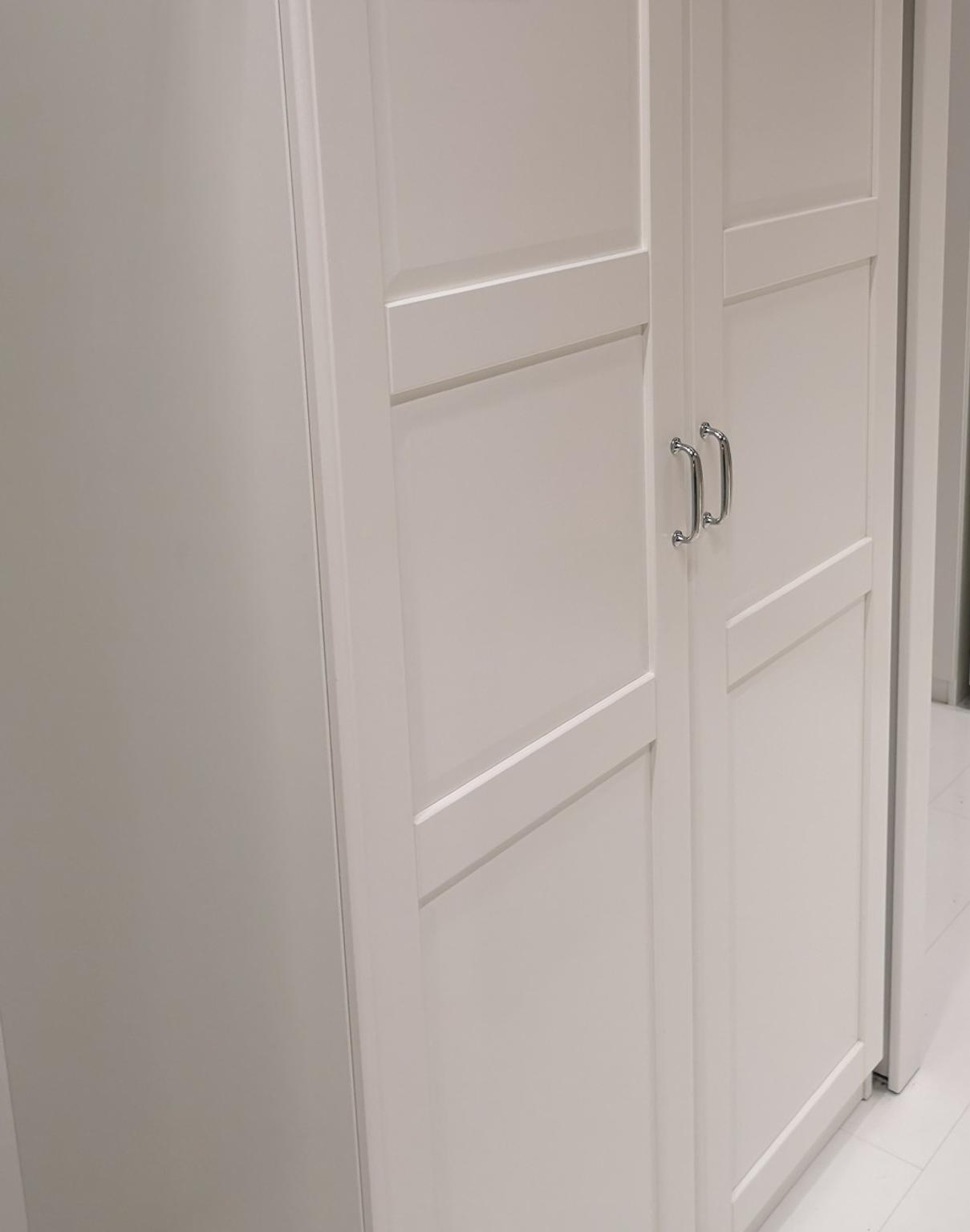 Ikea Pax Tyssedal White Wardrobe In Ba14 Southwick For 163 50