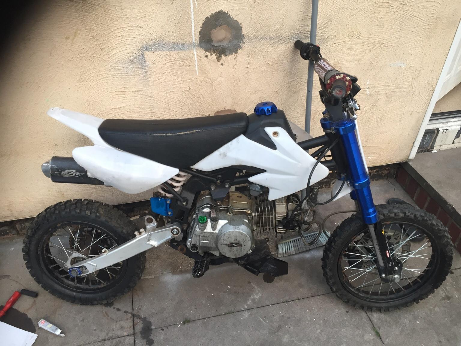 M2r 140 pit bike no runner offers or swaps