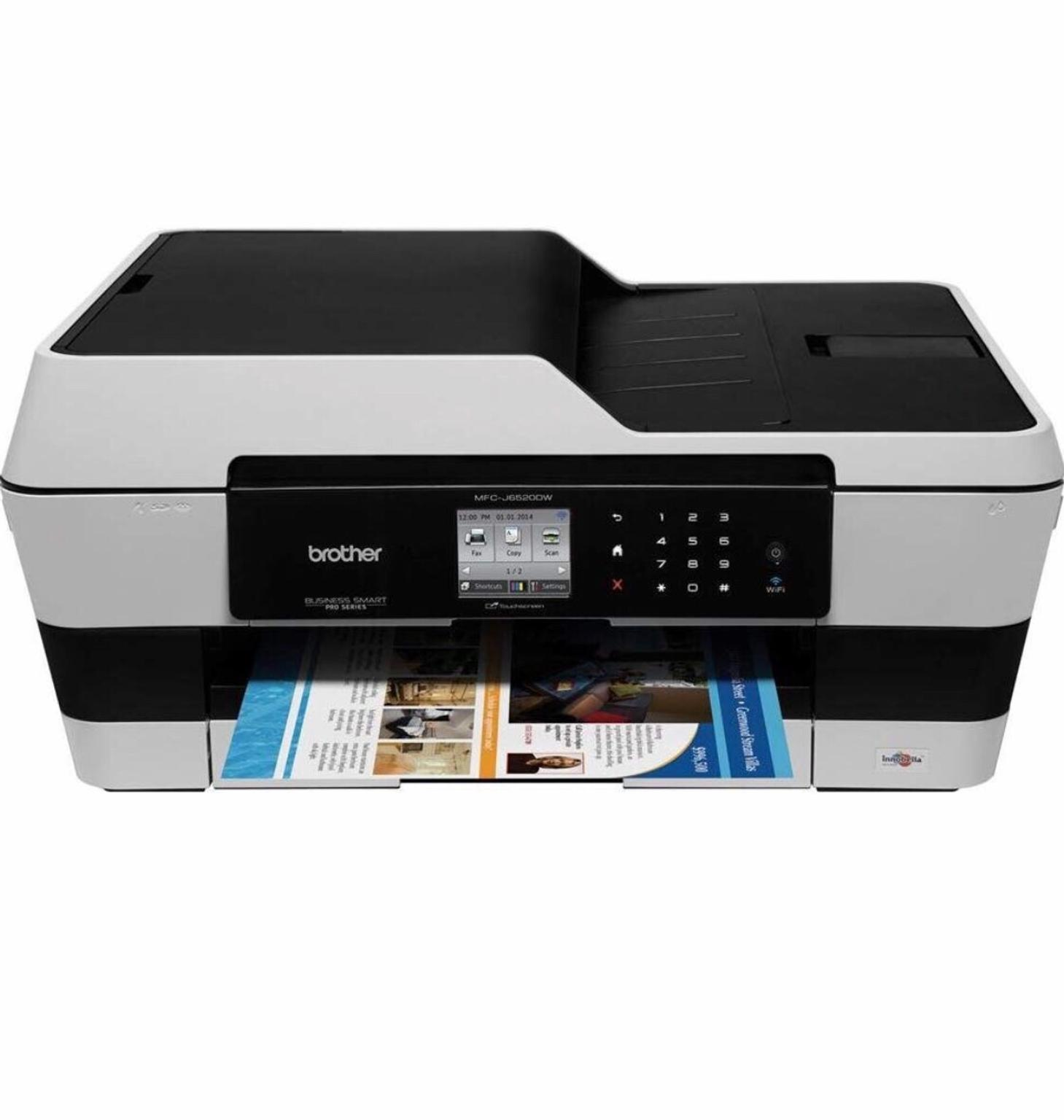 Brother A3 A4 Wireless Printer Scanner Fax