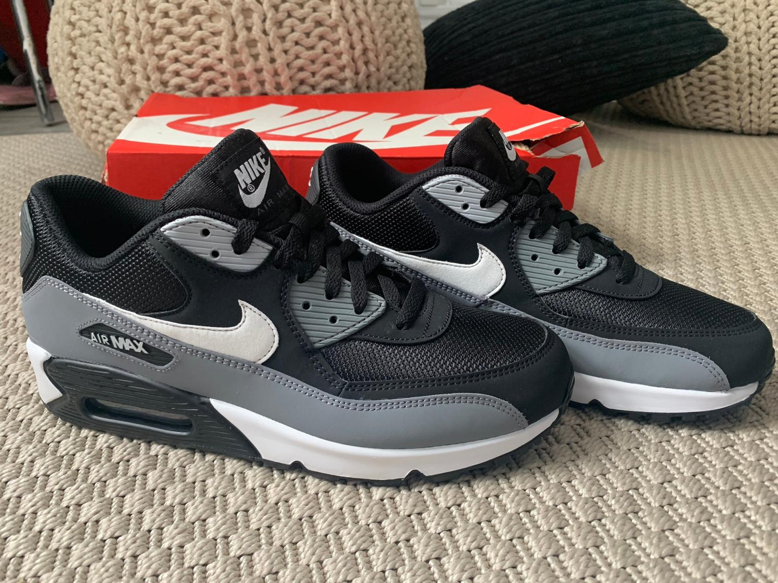Nike Air Max 90 Essential | Blackwhite camo
