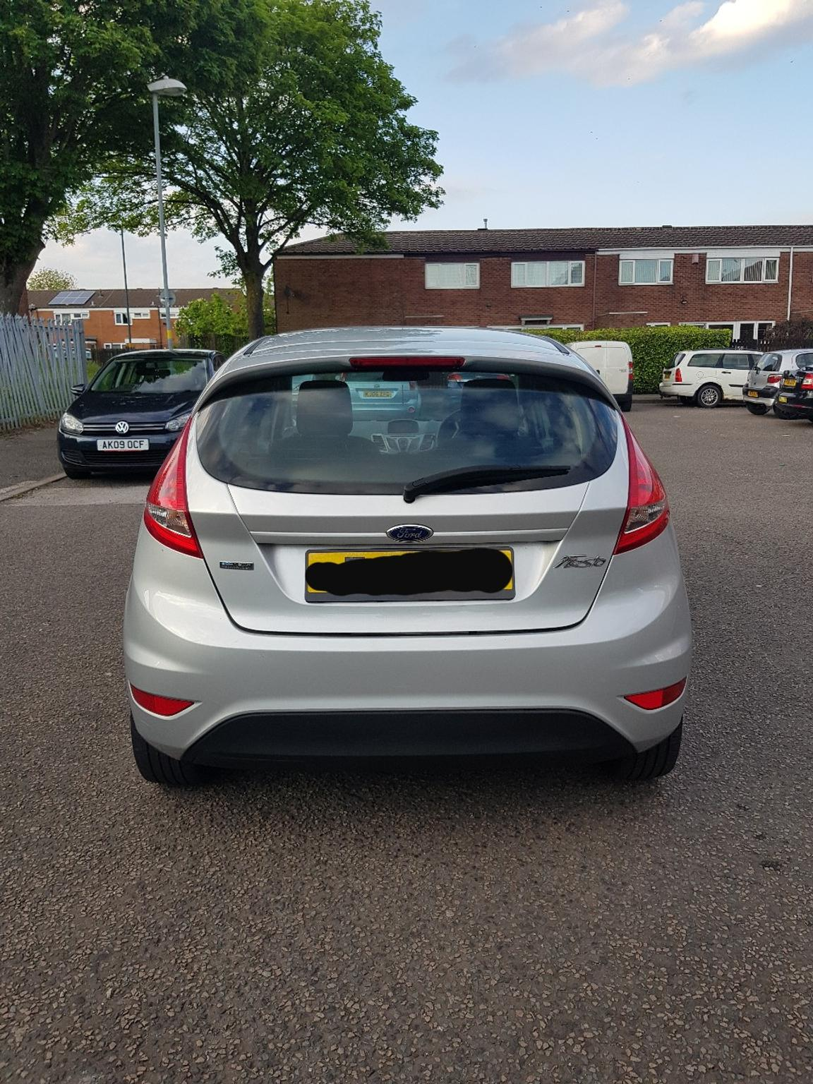 ford fiesta style 59 plate in b7 birmingham for 1 for sale shpock. Black Bedroom Furniture Sets. Home Design Ideas