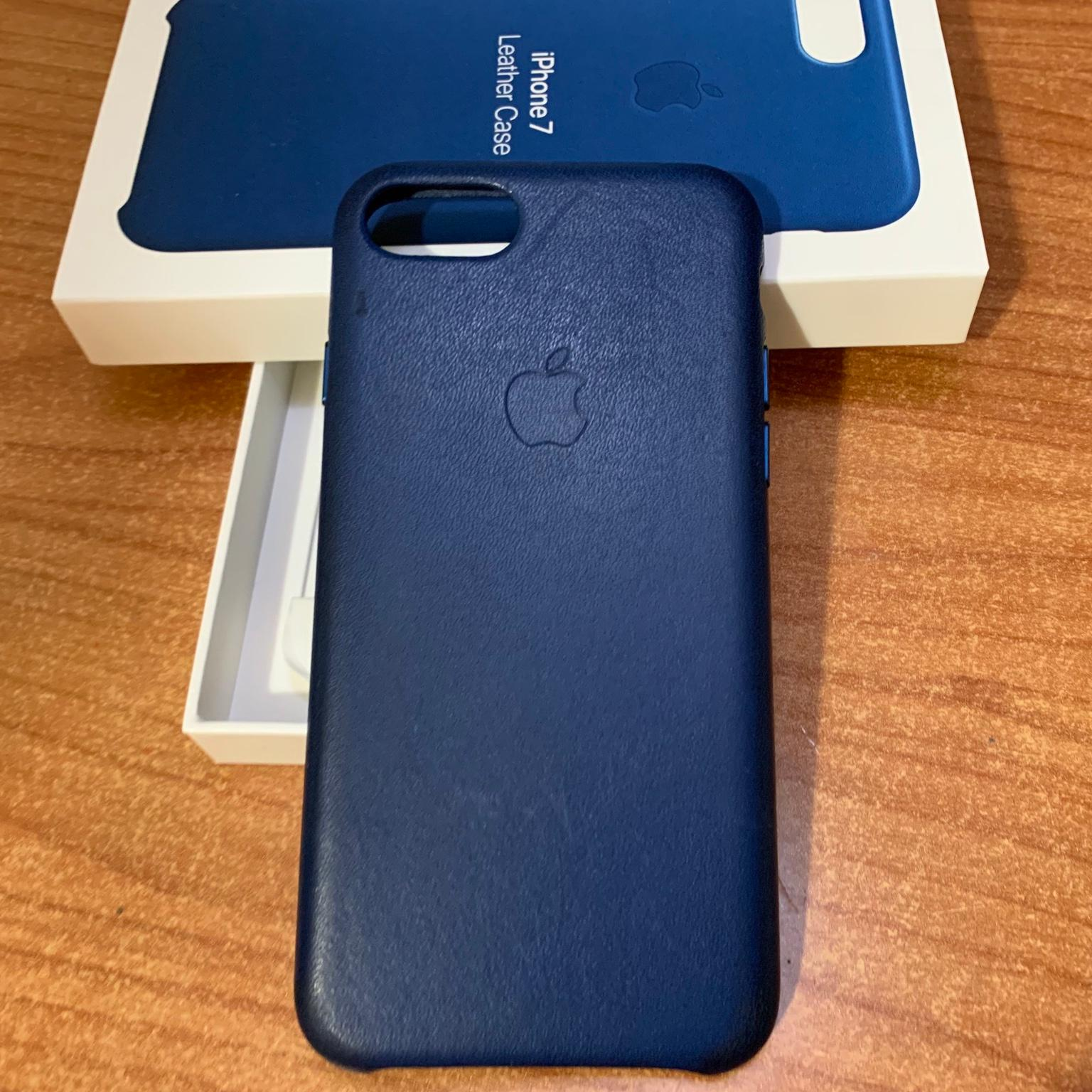 COVER PELLE APPLE iPhone 8 e 7 in 28100 Novara for free for sale ...