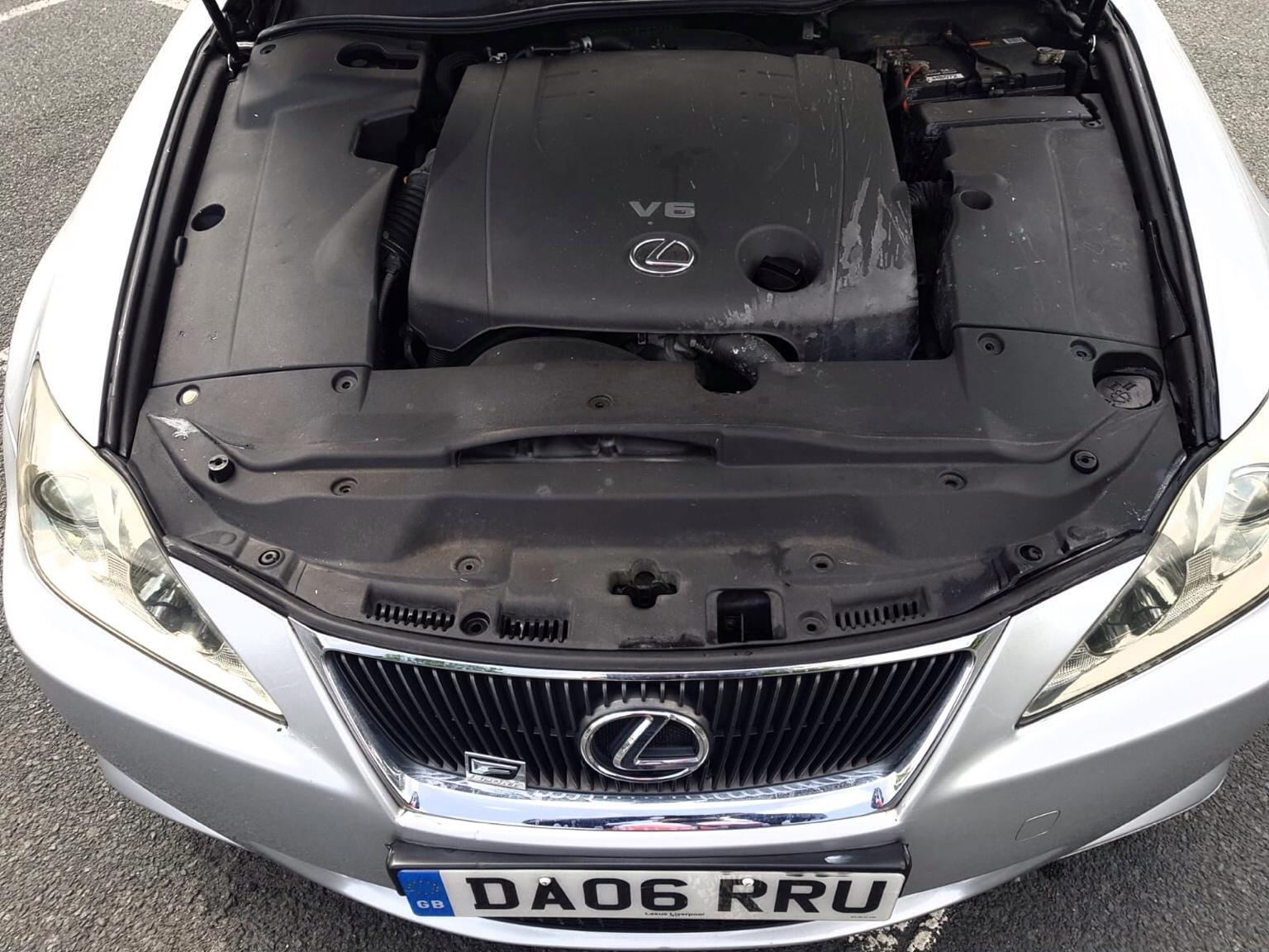 LEXUS IS250 AUTOMATIC FULLY LOADED