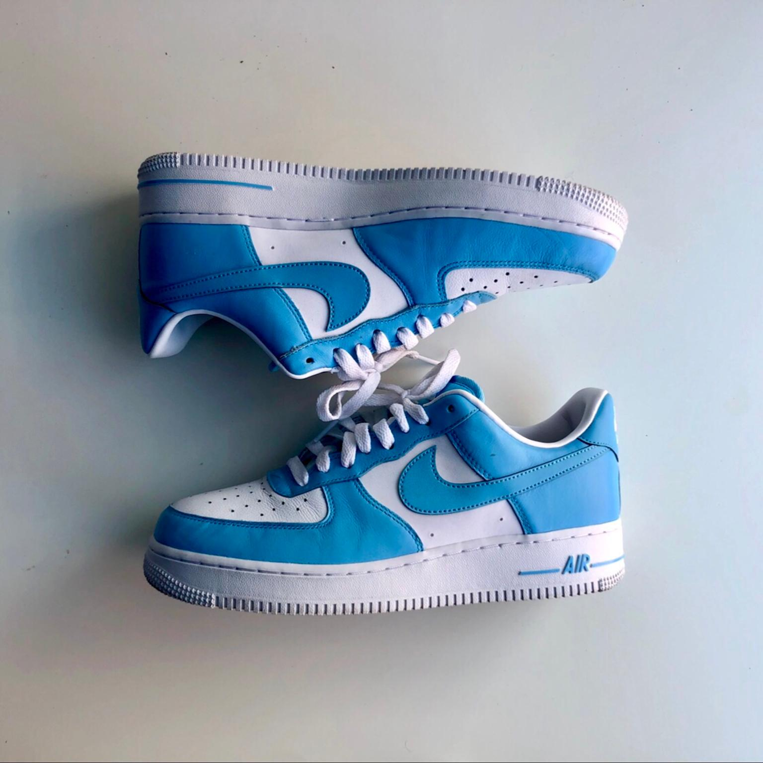 "NIKE AIR FORCE 1 LOW ""BLUE GALE"" in 2516HJ The Hague für 80"