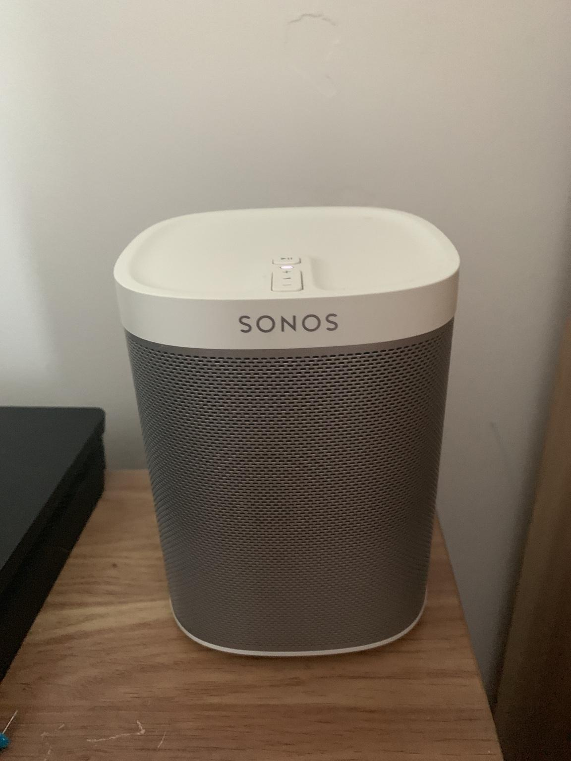 sonos play one