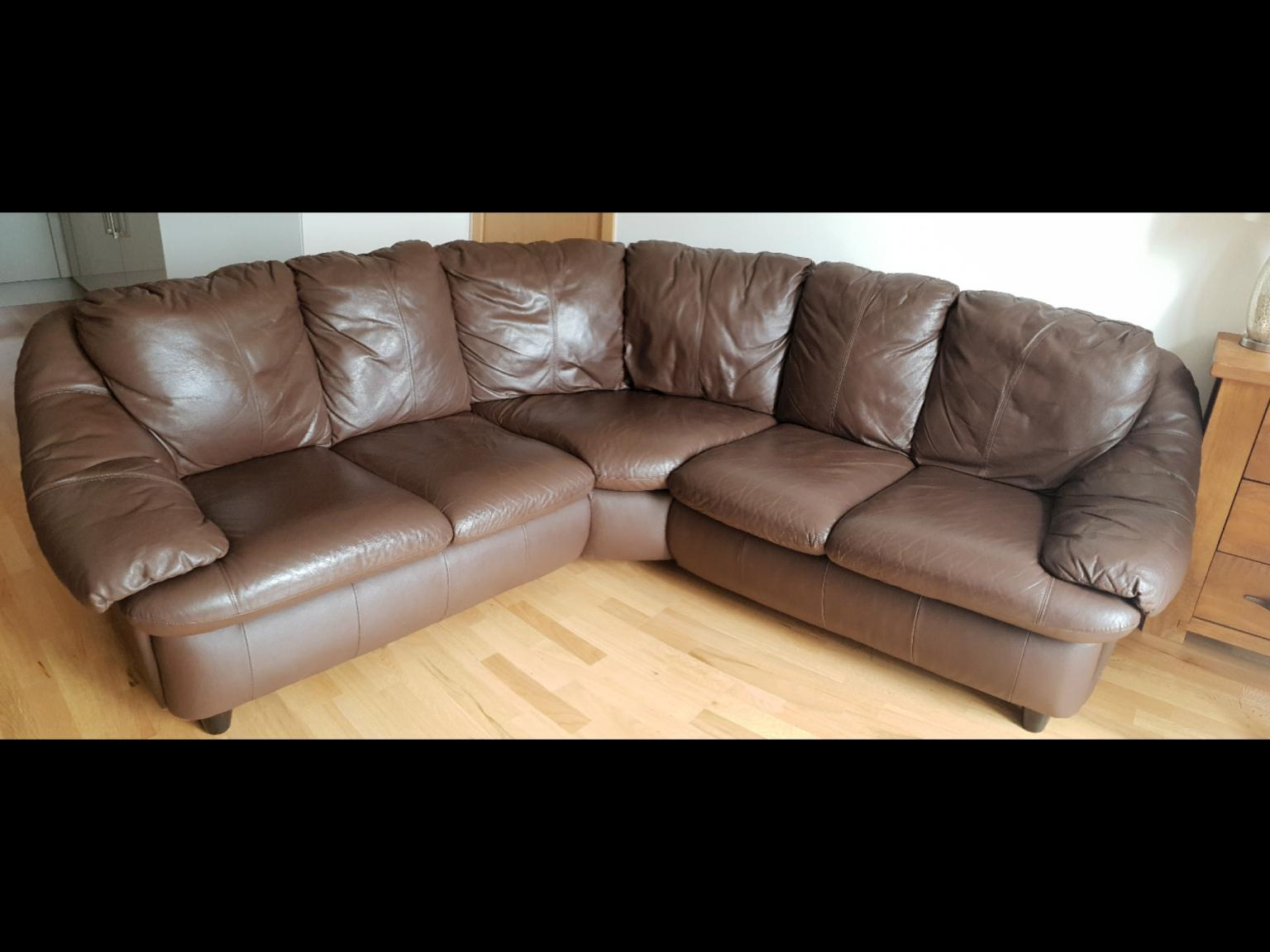 Miraculous 5 Seater Real Leather Sofa Dark Brown Forskolin Free Trial Chair Design Images Forskolin Free Trialorg