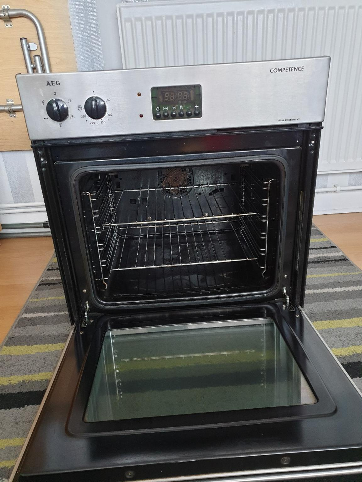 Aeg Competence Build In Oven In Ub4 Hillingdon For 163 80 00