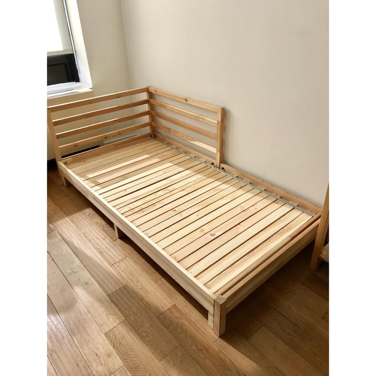 Ikea Tarva Day Bed With Two Mattresses Incl In E2 London For 125 00 For Sale Shpock