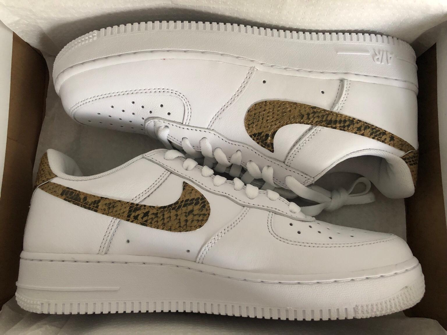 Nike Air Force 1 Low Retro Ivory Snake 42