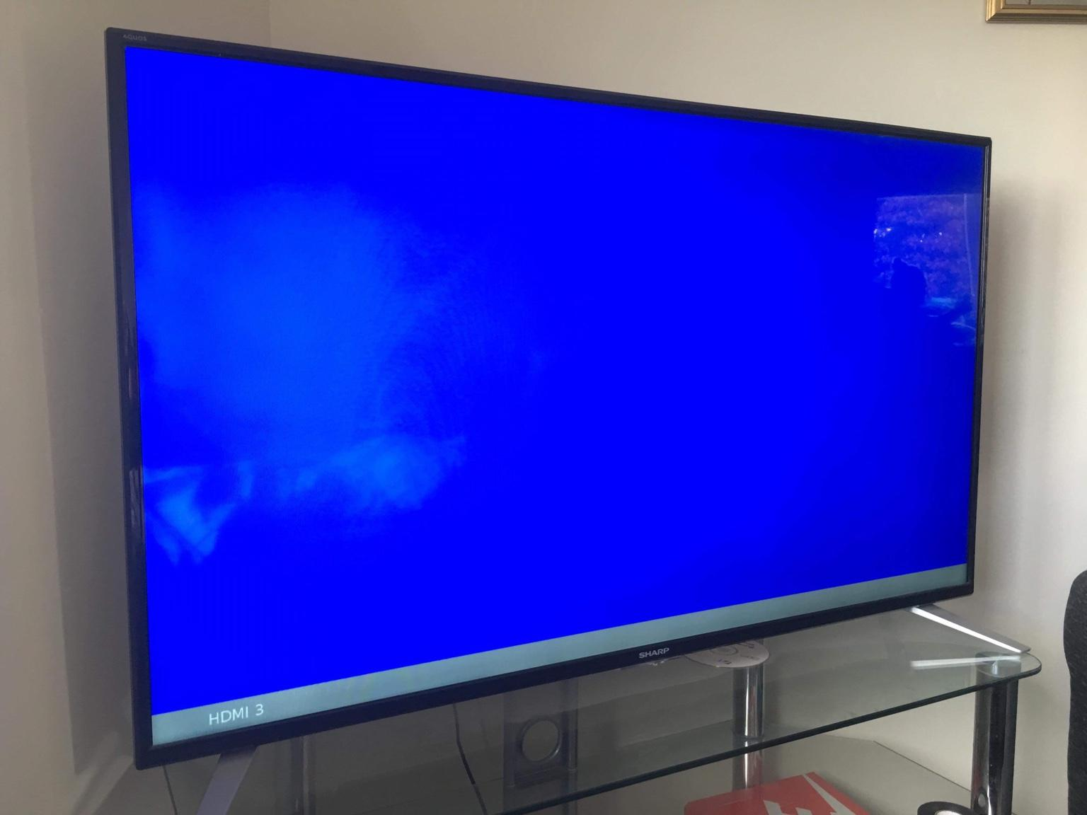 Nieuw Sharp Aquos 52 inch tv in DE55 Bolsover for £150.00 for sale - Shpock YH-64