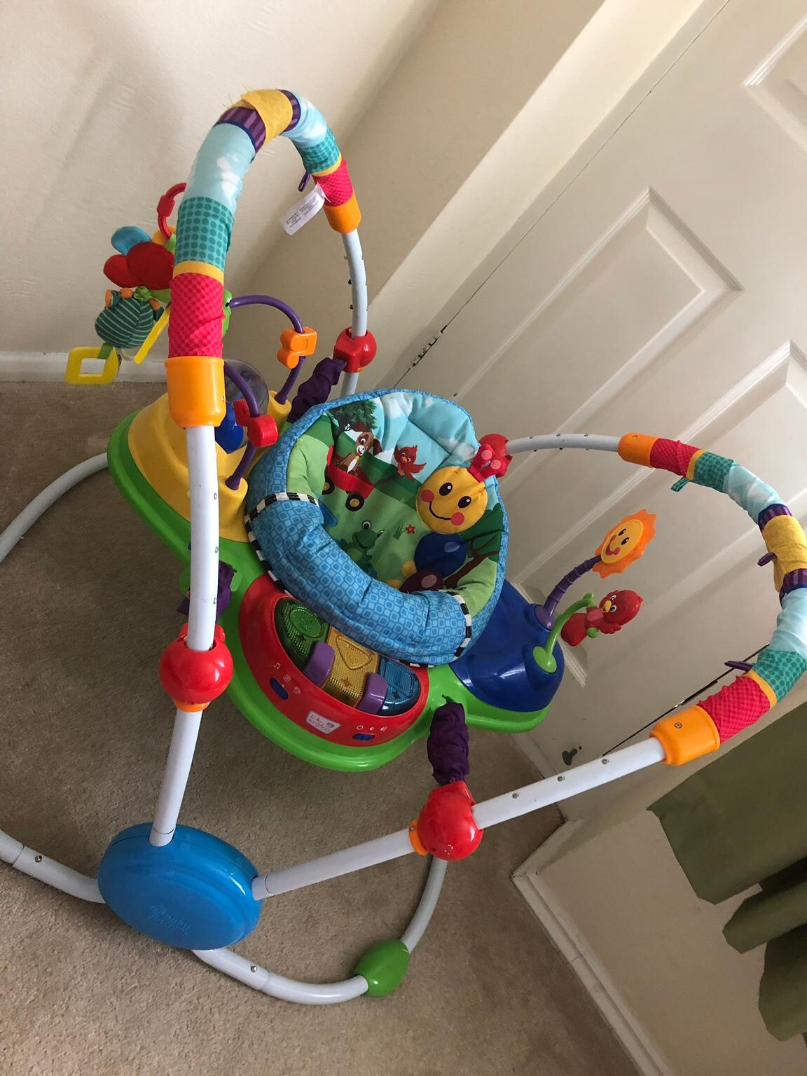 Baby Einstein Jumperoo Bouncer In Dy5 Dudley For 163 35 00