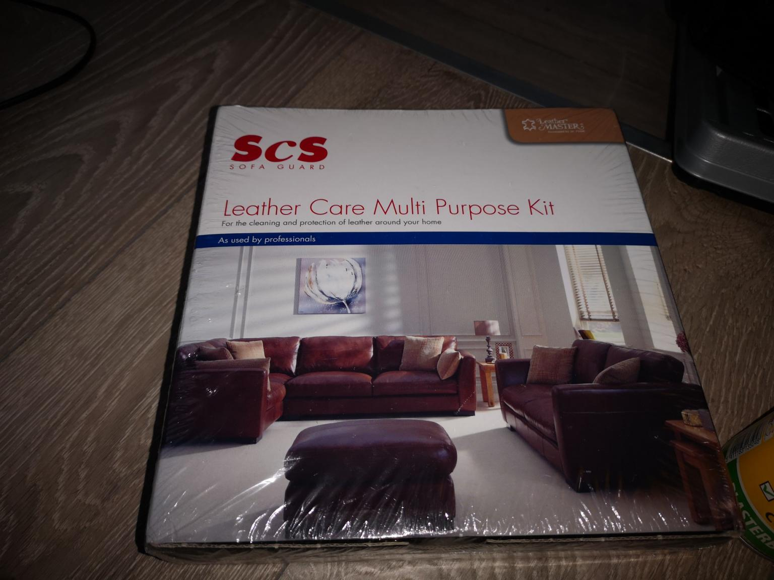 Miraculous Scs Leather Care Kit Sofa Chair Recliner Cjindustries Chair Design For Home Cjindustriesco