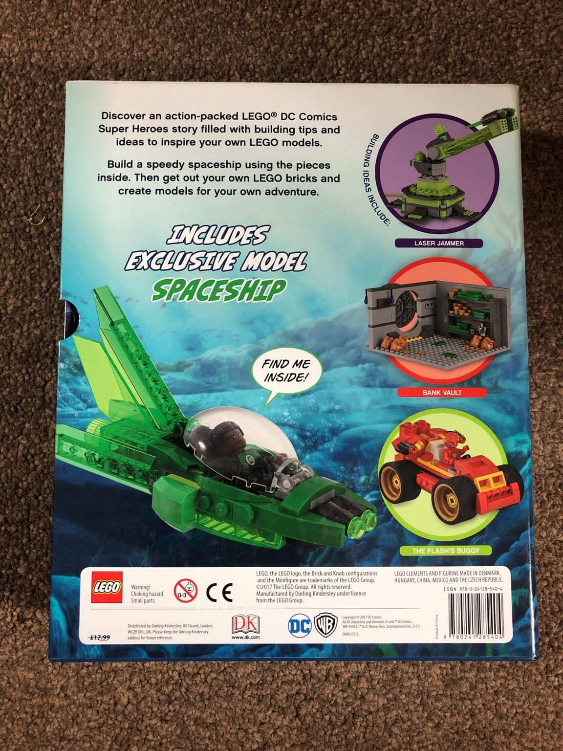Build your own adventure Lego book/kit