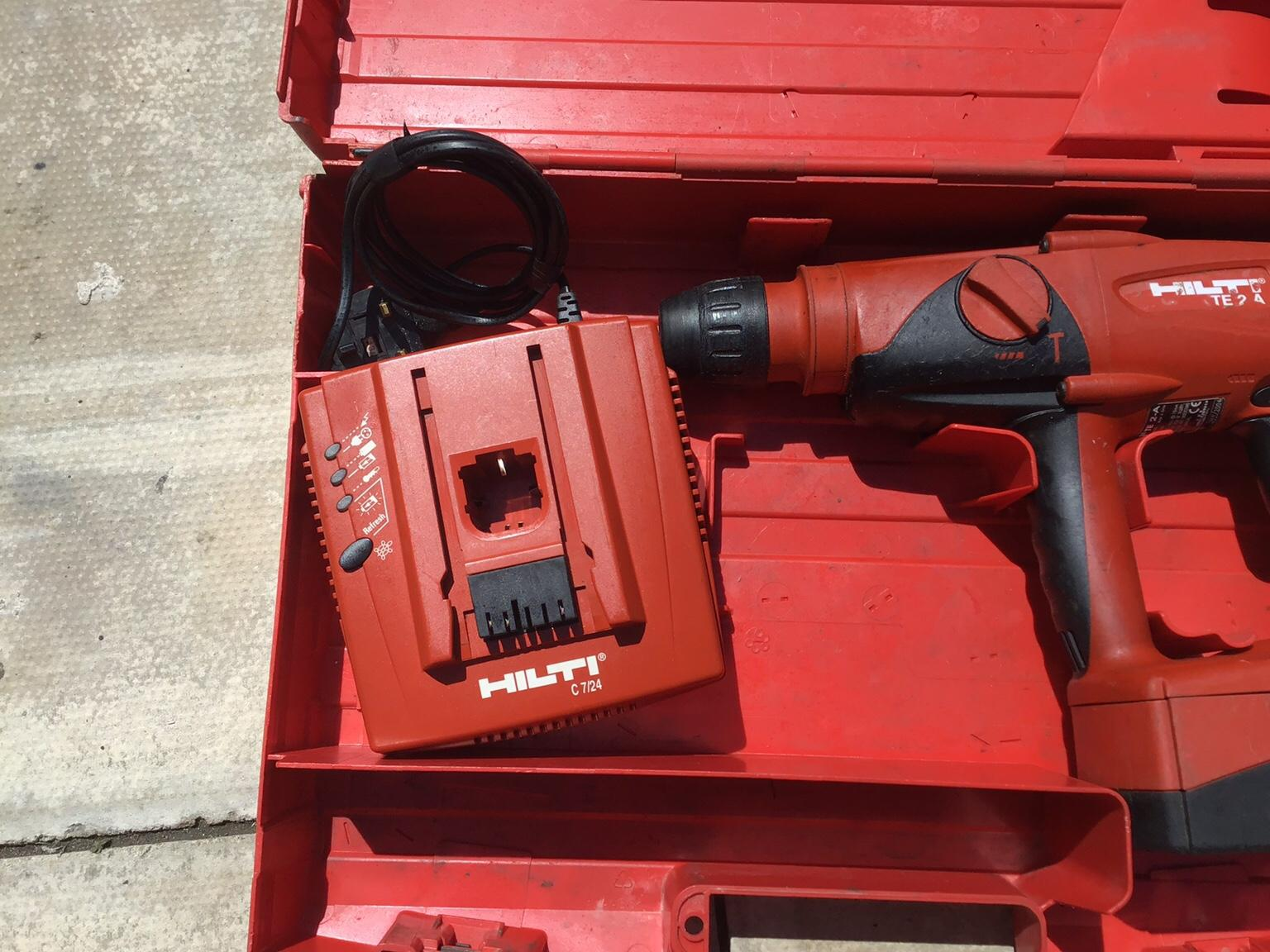Replacement Battery For HILTI C 7//24