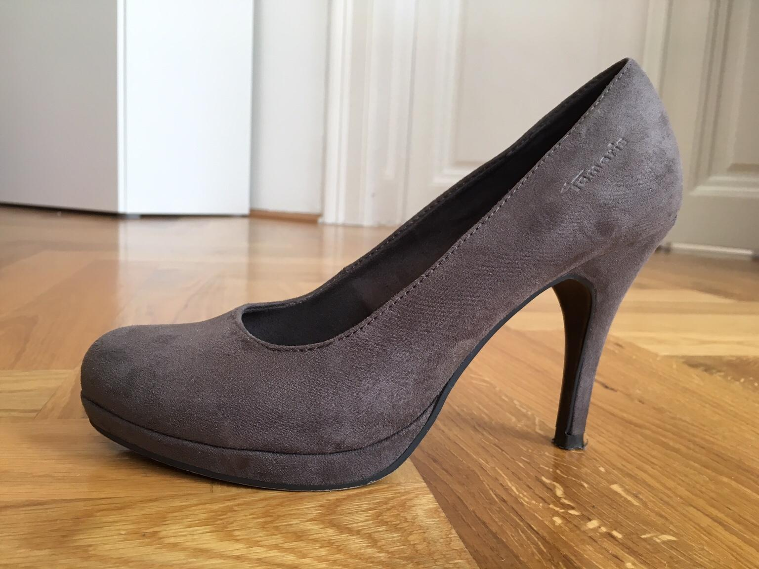 High Heels Pumps Taupe 37