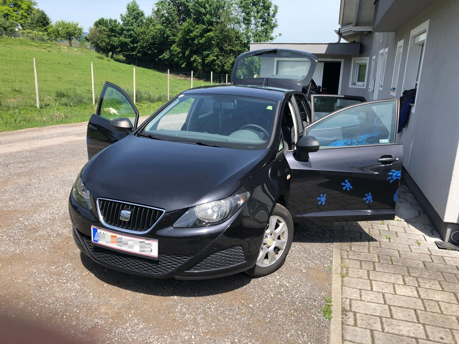 verkaufe seat ibiza 6j in 9220 velden am w rther see for 3 for sale shpock. Black Bedroom Furniture Sets. Home Design Ideas