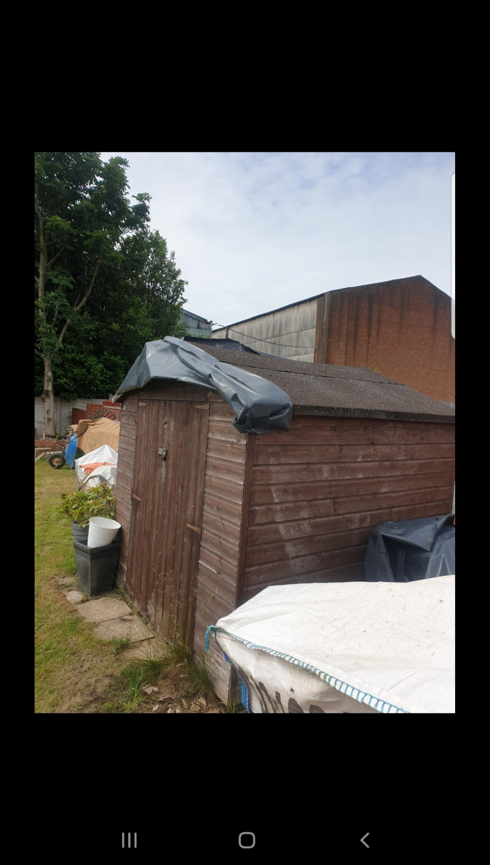 Quotes For Refelting Shed Roof In Ws5 Walsall For Free For Sale Shpock