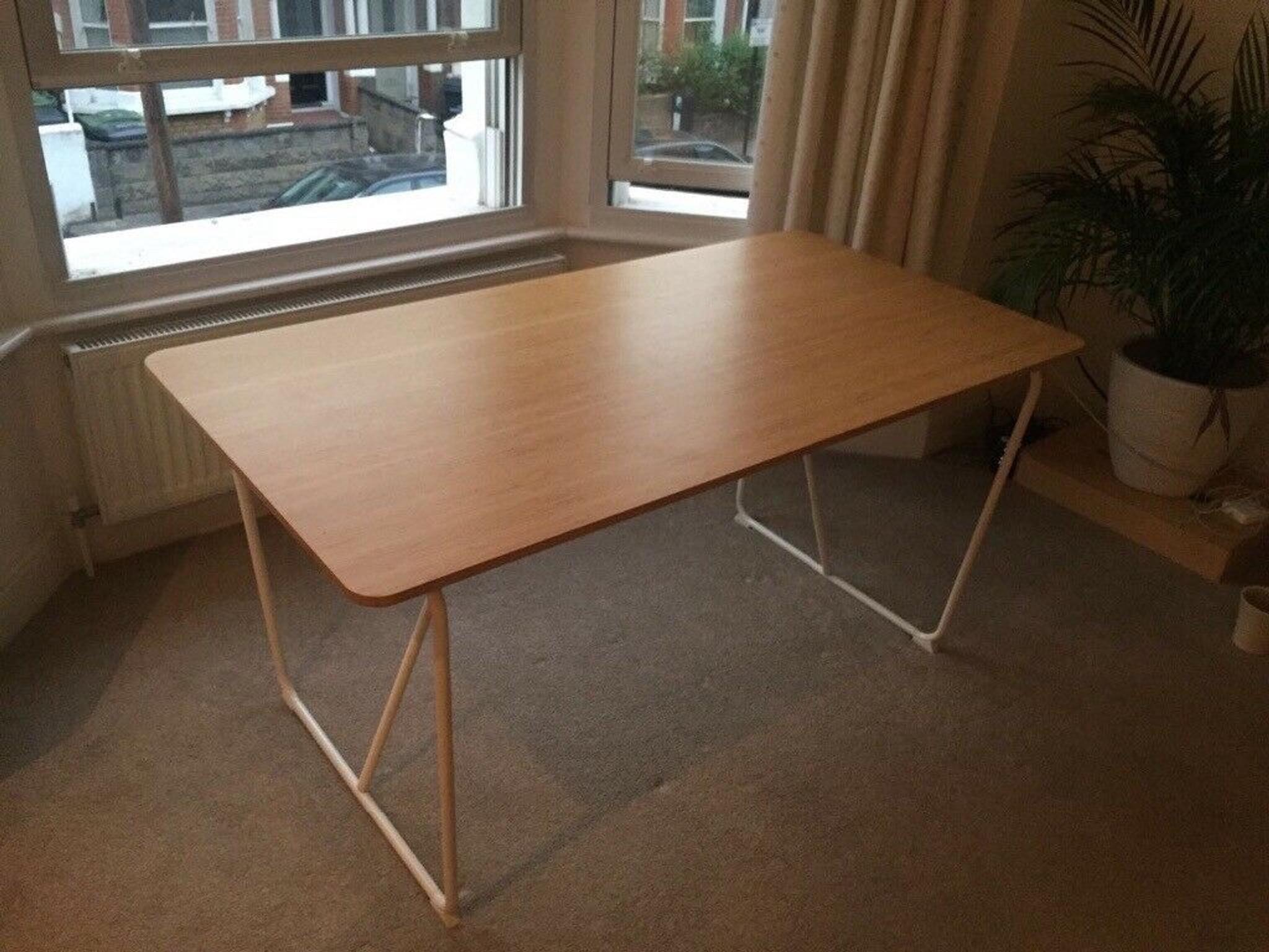 Picture of: Dining Table Bamboo In Sw1w Westminster For 59 00 For Sale Shpock