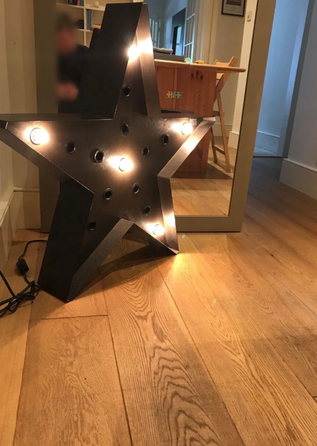 Star Floor Lamp