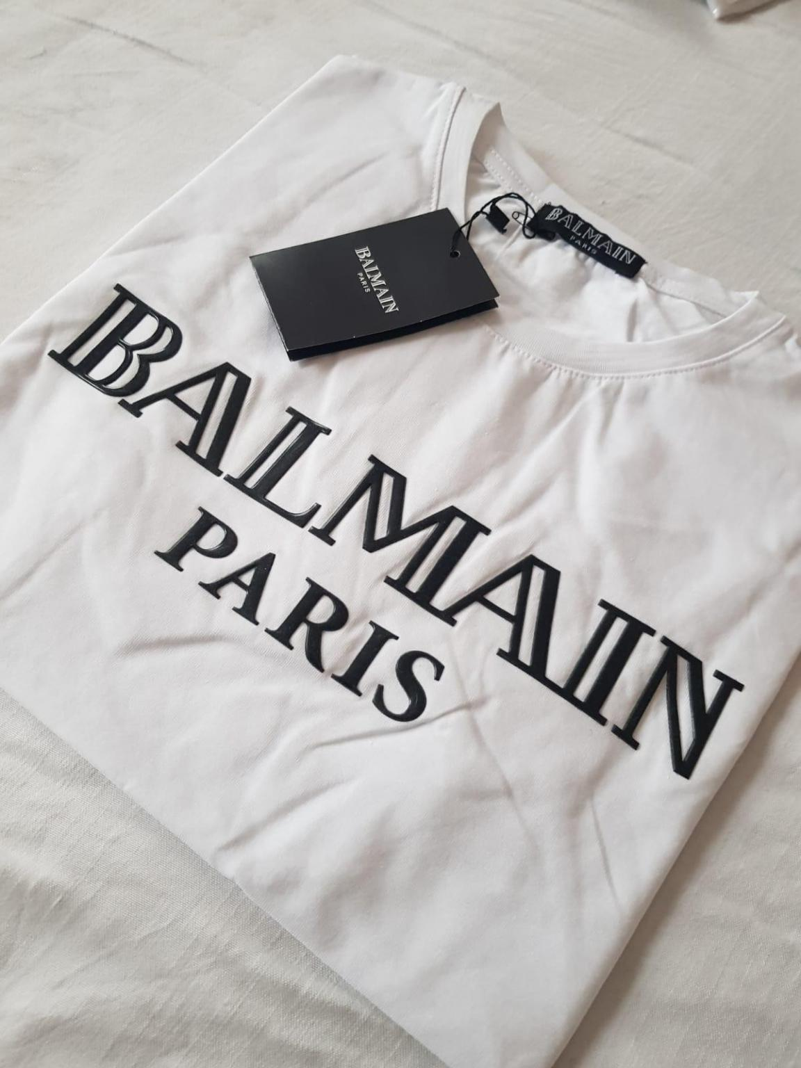 45af29058 Balmain Size SMALL Tshirt Brand New FENDI in SW1A London for £45.00 for sale  - Shpock