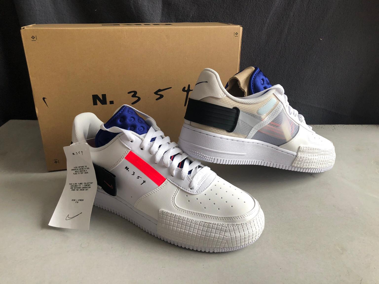 Nike Air Force 1 Type N. 354 Summit Gr. 45
