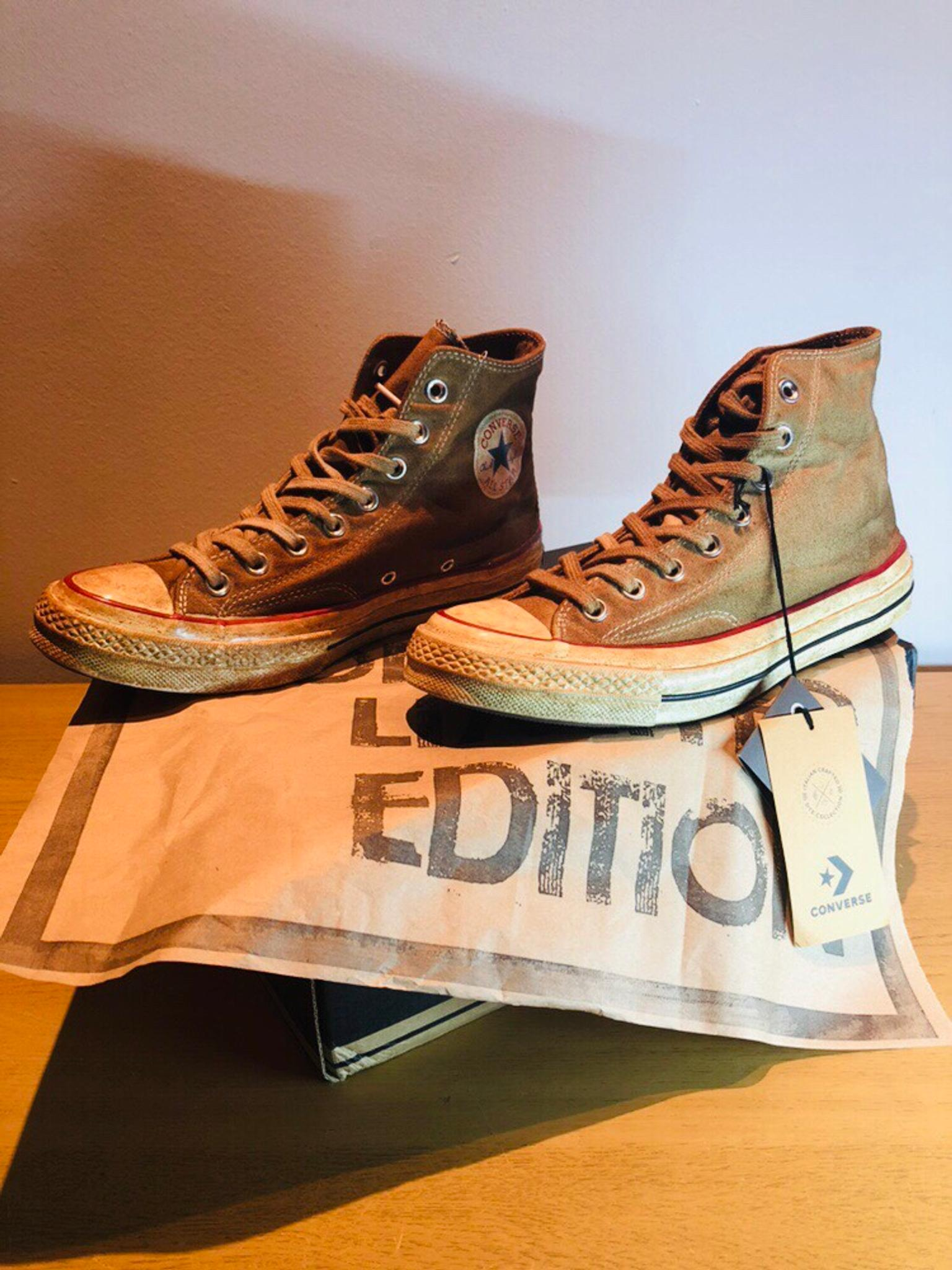 Brand new Converse Limited Edition