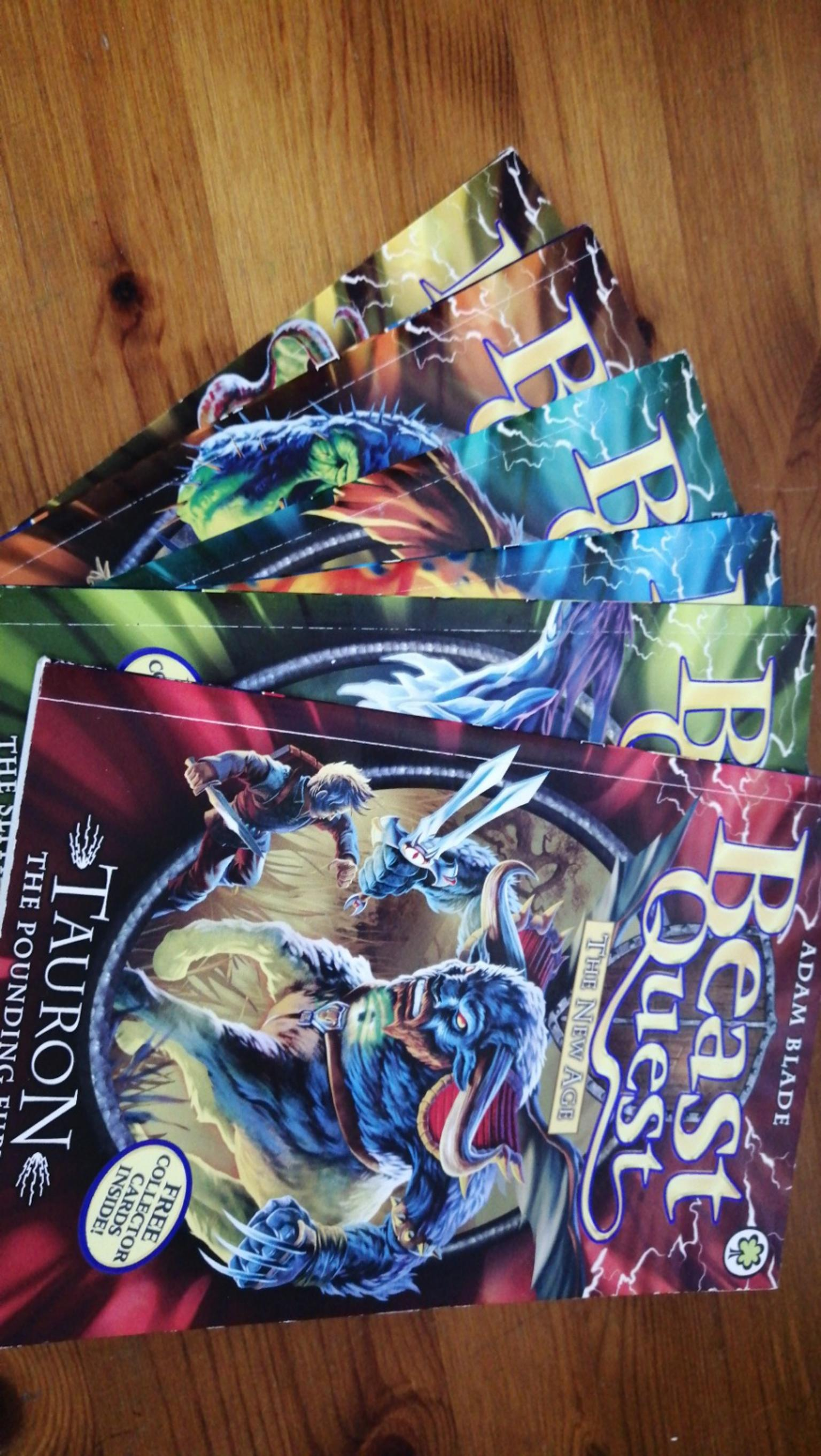beast quest books series 11 in sw20 london for £700 for