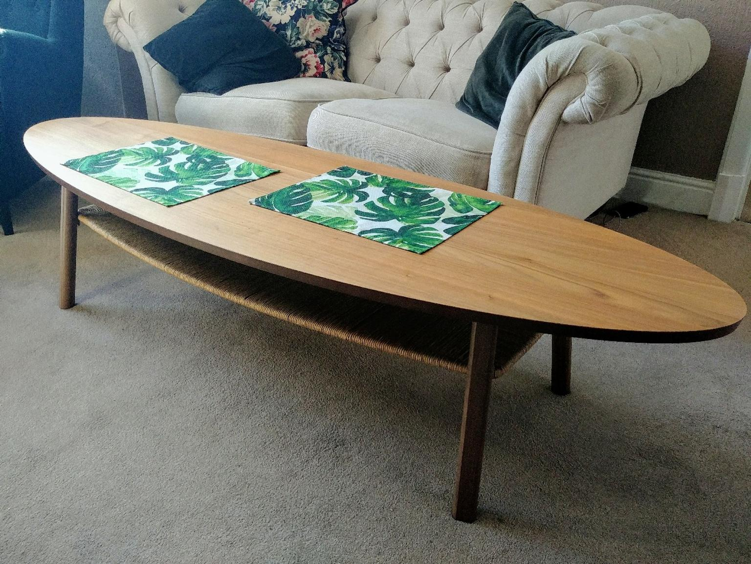 Ikea Stockholm Coffee Table In