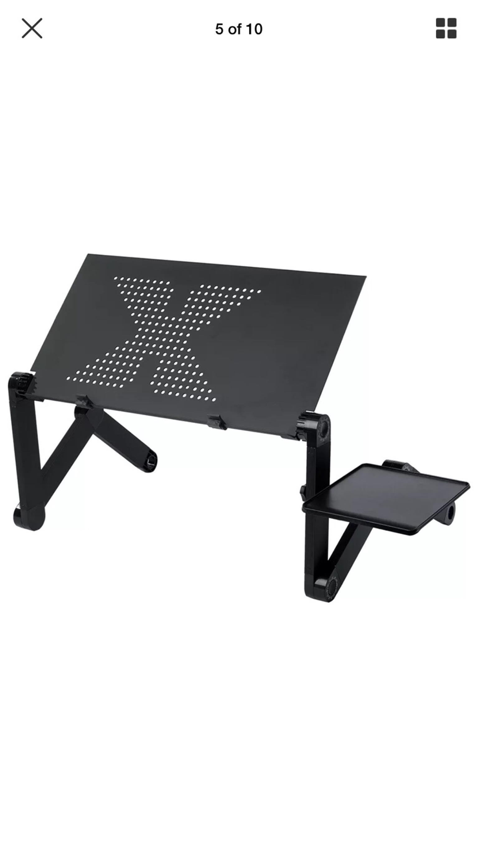 Lap Tray Padded Meal Table Laptop Desk Motorcycle Motorbike 2
