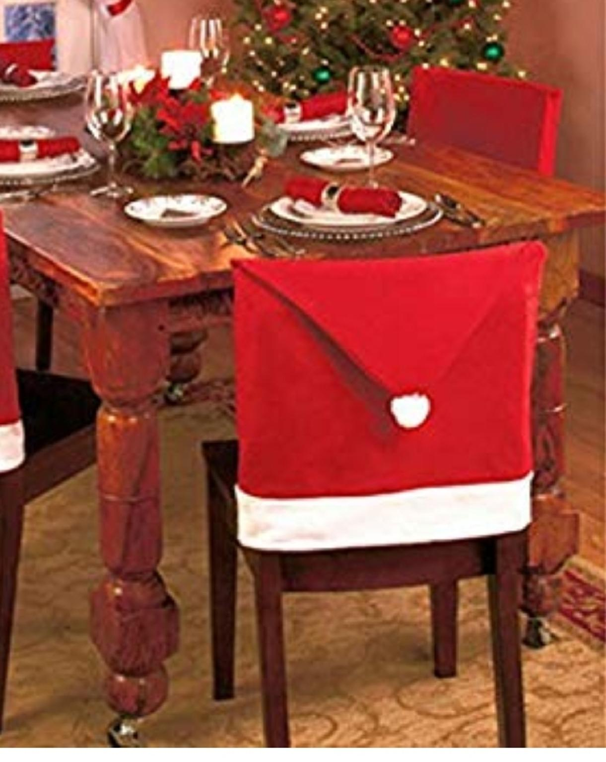 Winter Party Supplies Party Decor Holiday Party Decorations Christmas Table Decor Plastic Table Cover Santa Suit Santa Tablecloth