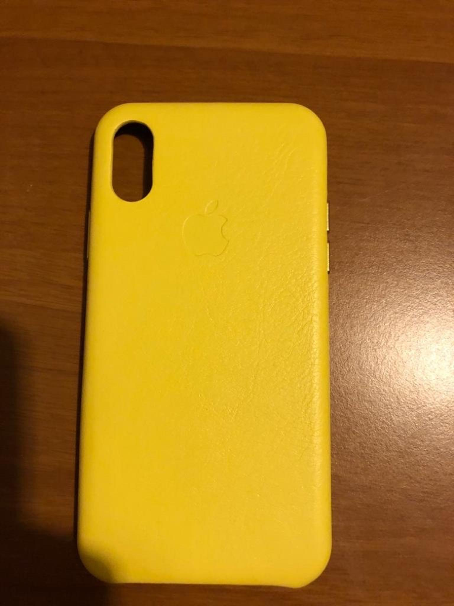 cover gialla iphone 6s