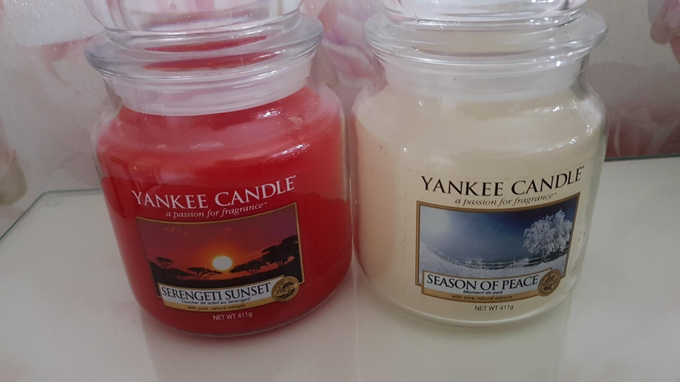Black Cherry Yankee Candle Lumignons Pack de 12