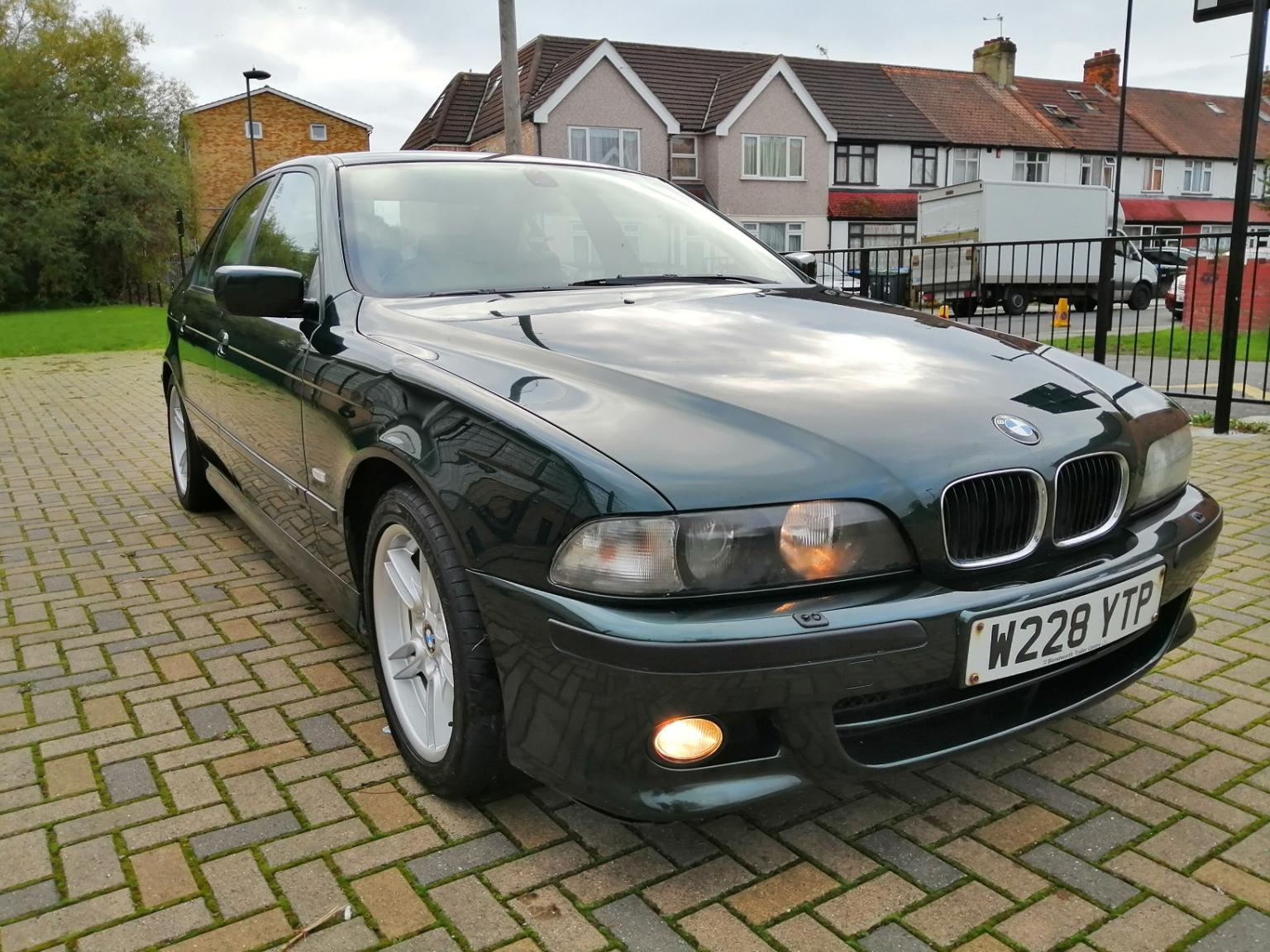 Bmw E39 528i M Sport Manual In N9 London For 2 400 00 For Sale Shpock
