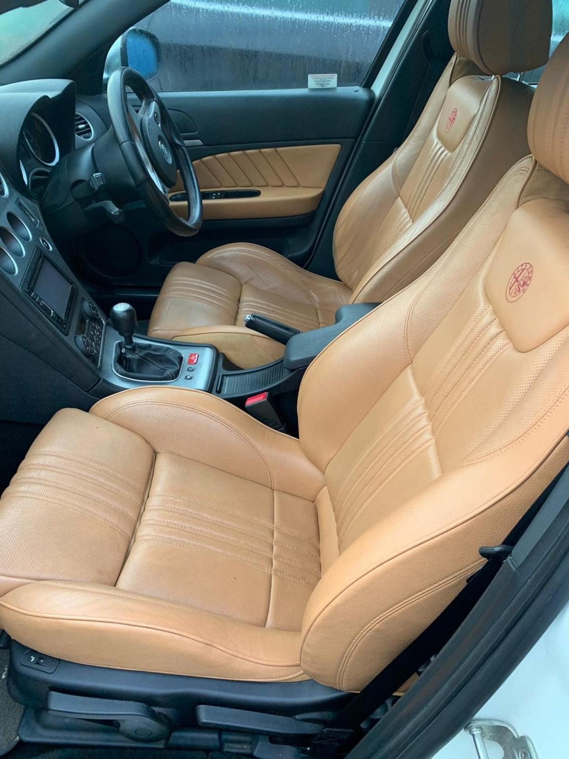 Alfa 159 Ti Tan Leather Interior For Sale I In Rh2 Banstead Fur 250 00 Zum Verkauf Shpock At