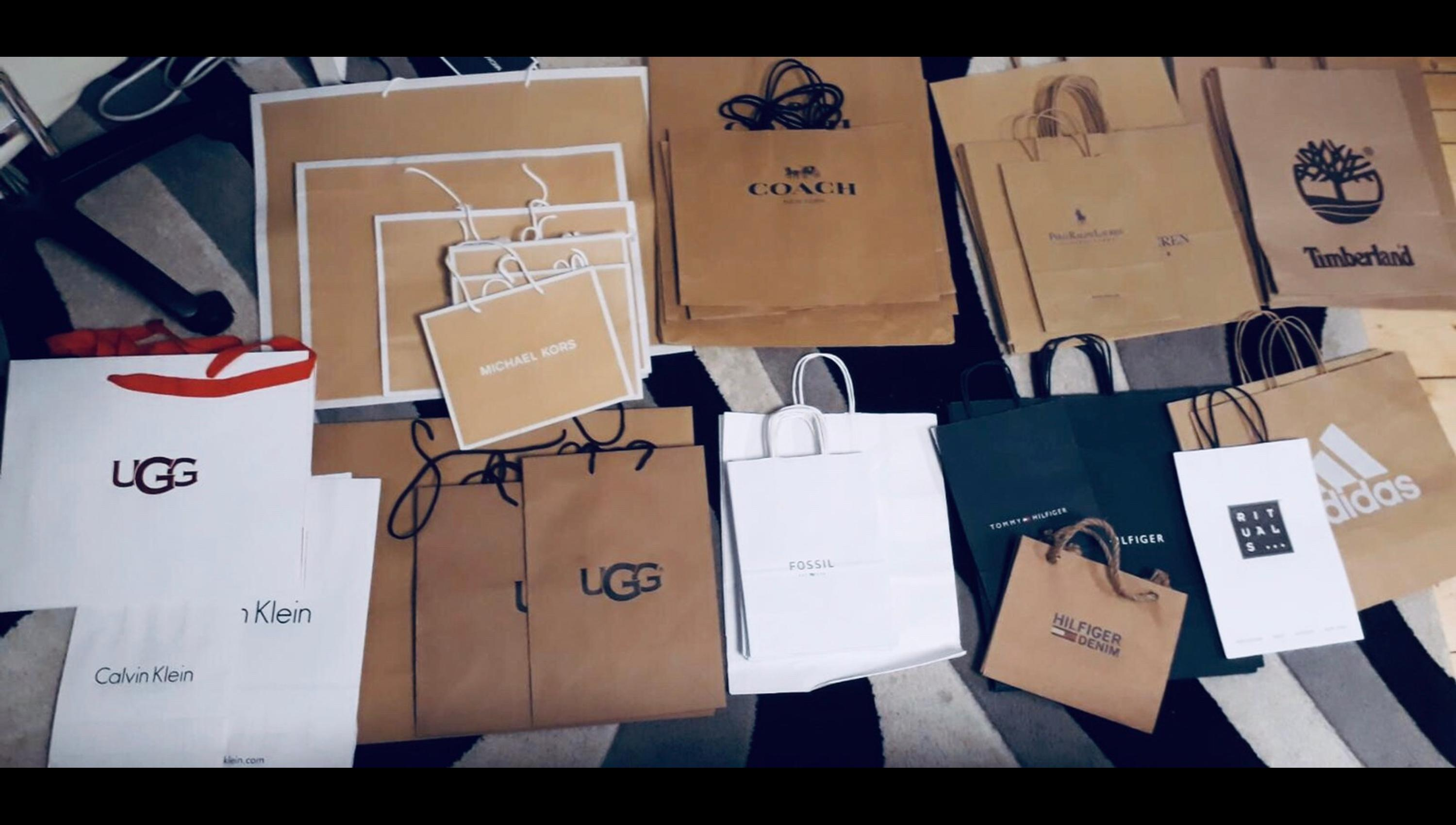 Ever compared Michael Kors and Coach? | B. Wildered