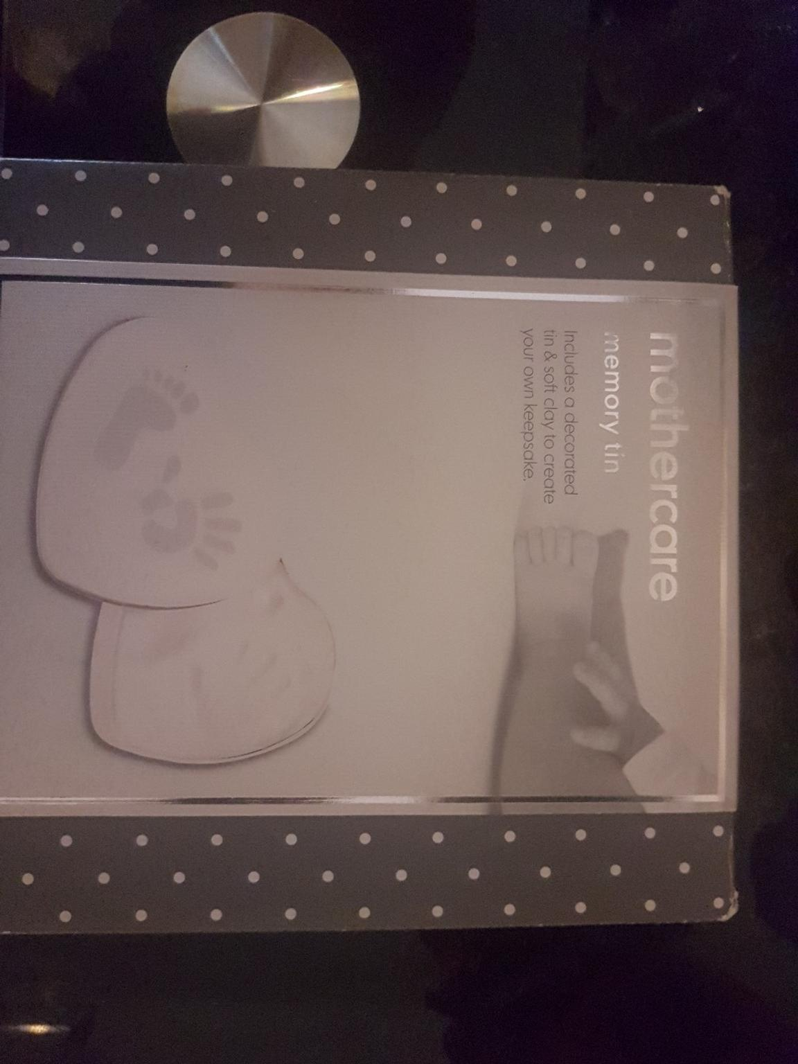 Mothercare Impression Kit Tin