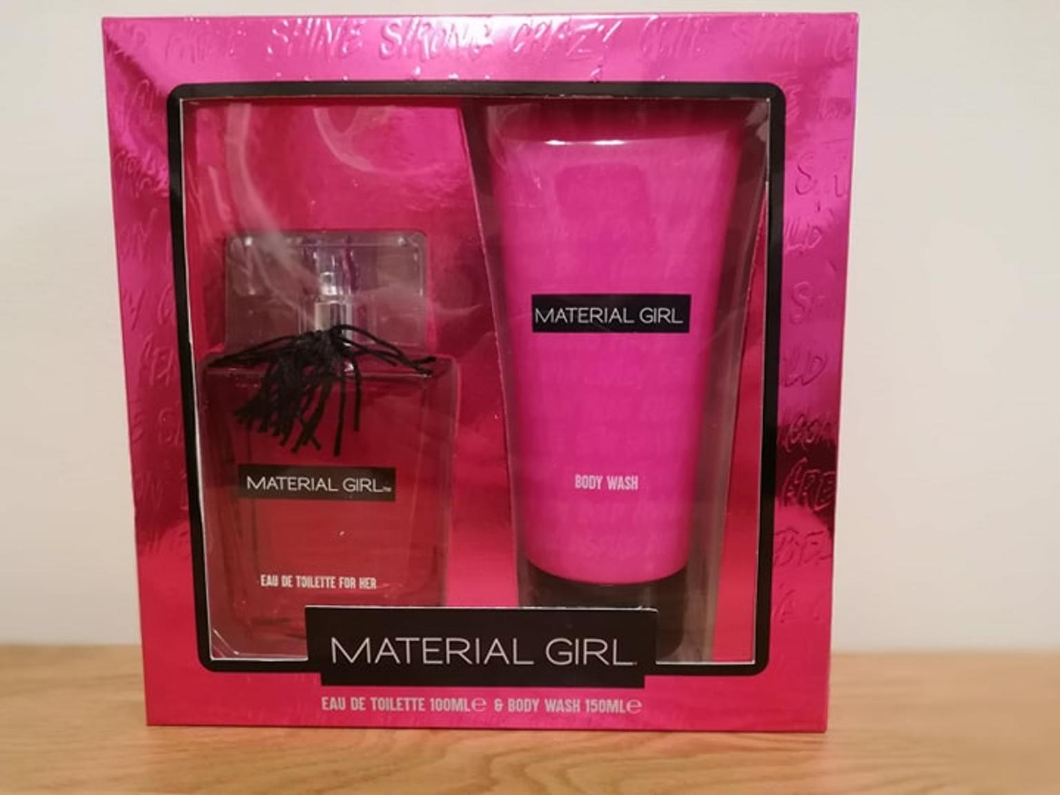 Madonna material girl gift set. in DY6