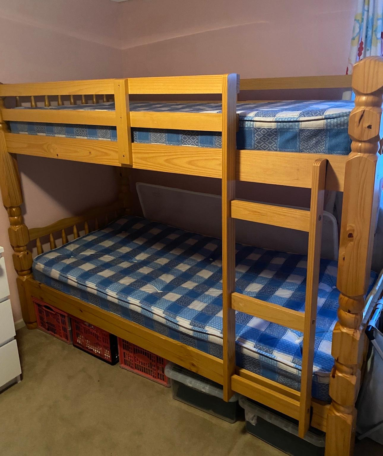 Picture of: Bunk Bed In E16 Newham For 150 00 For Sale Shpock