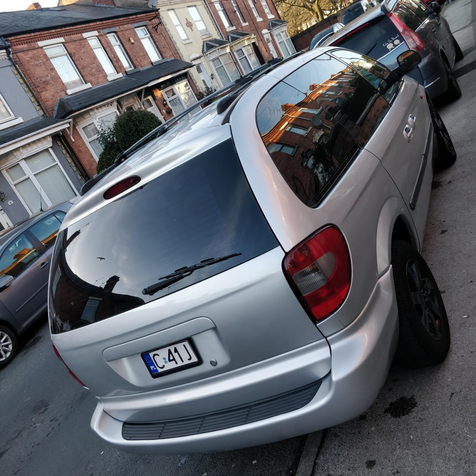 Left Hand Drive Chrysler Grand Voyager 2 8crd In B71