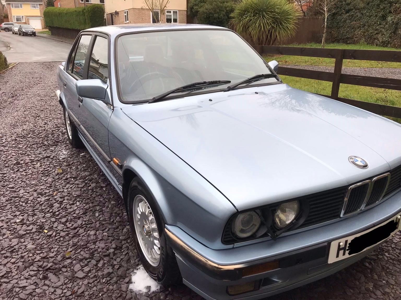 Bmw E30 320i Manual In Co9 Braintree For 4 175 00 For Sale Shpock