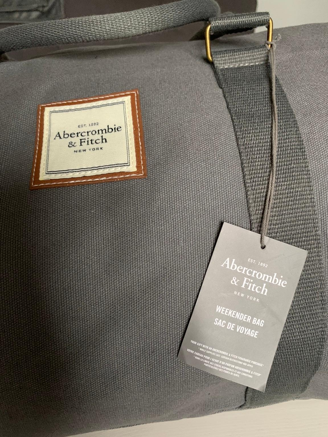 Abercrombie Fitch Weekender Bag In
