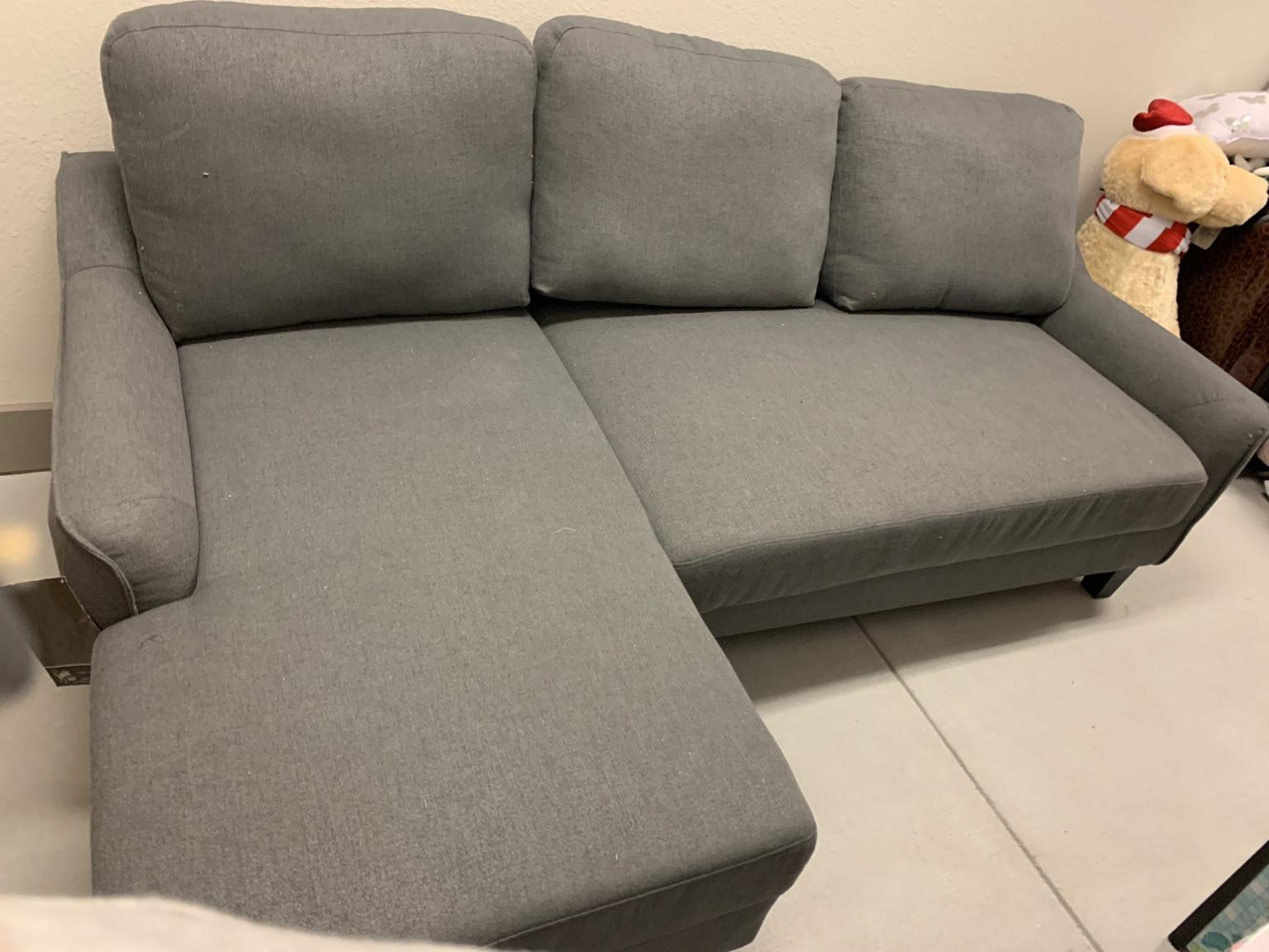 Semi Brand New Sofa Bed Ashley Furniture In 77084 Houston For Us 250 00 For Sale Shpock