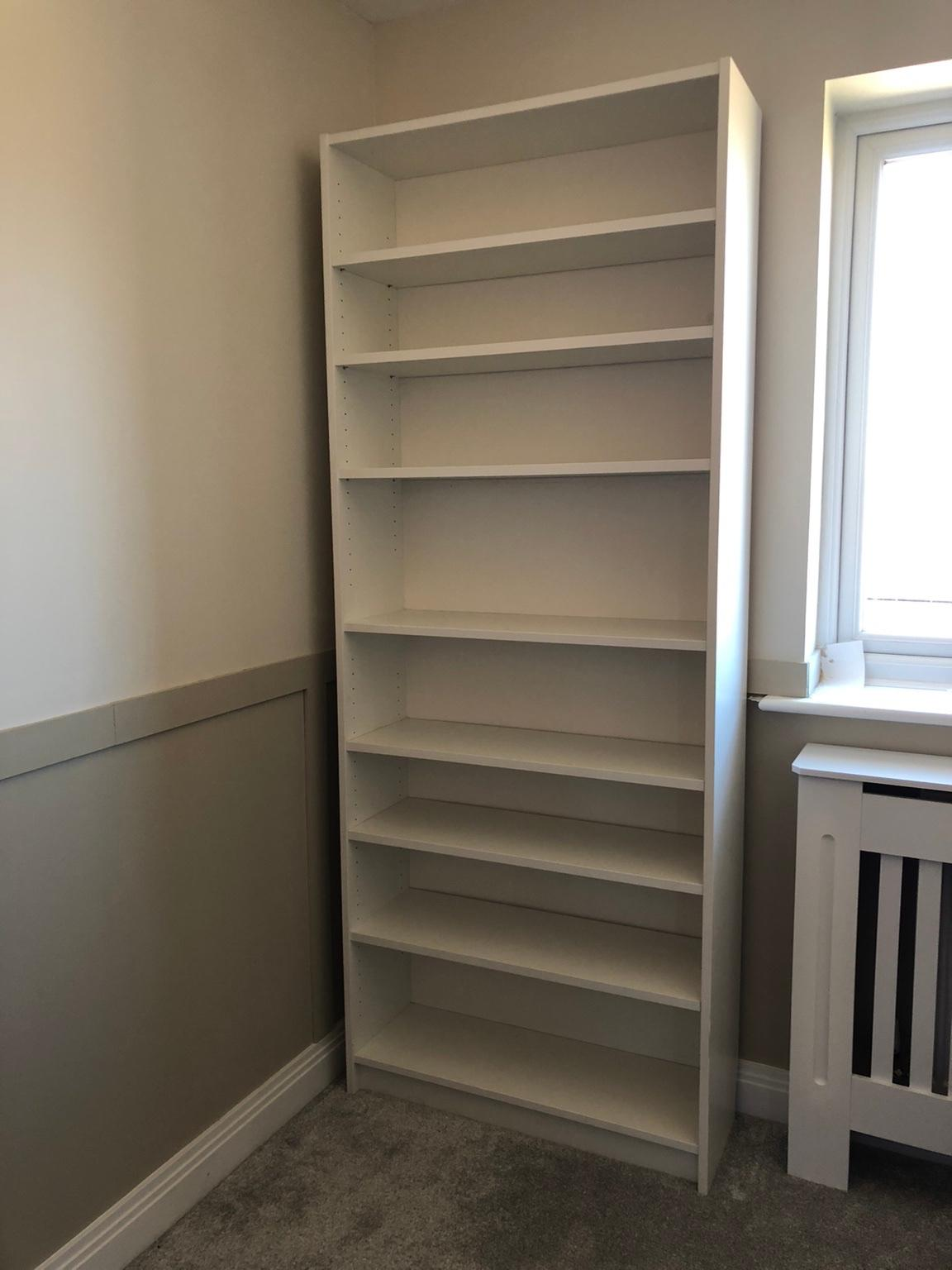 Ikea White BILLY Bookcase in Fylde for £40.00 for sale ...
