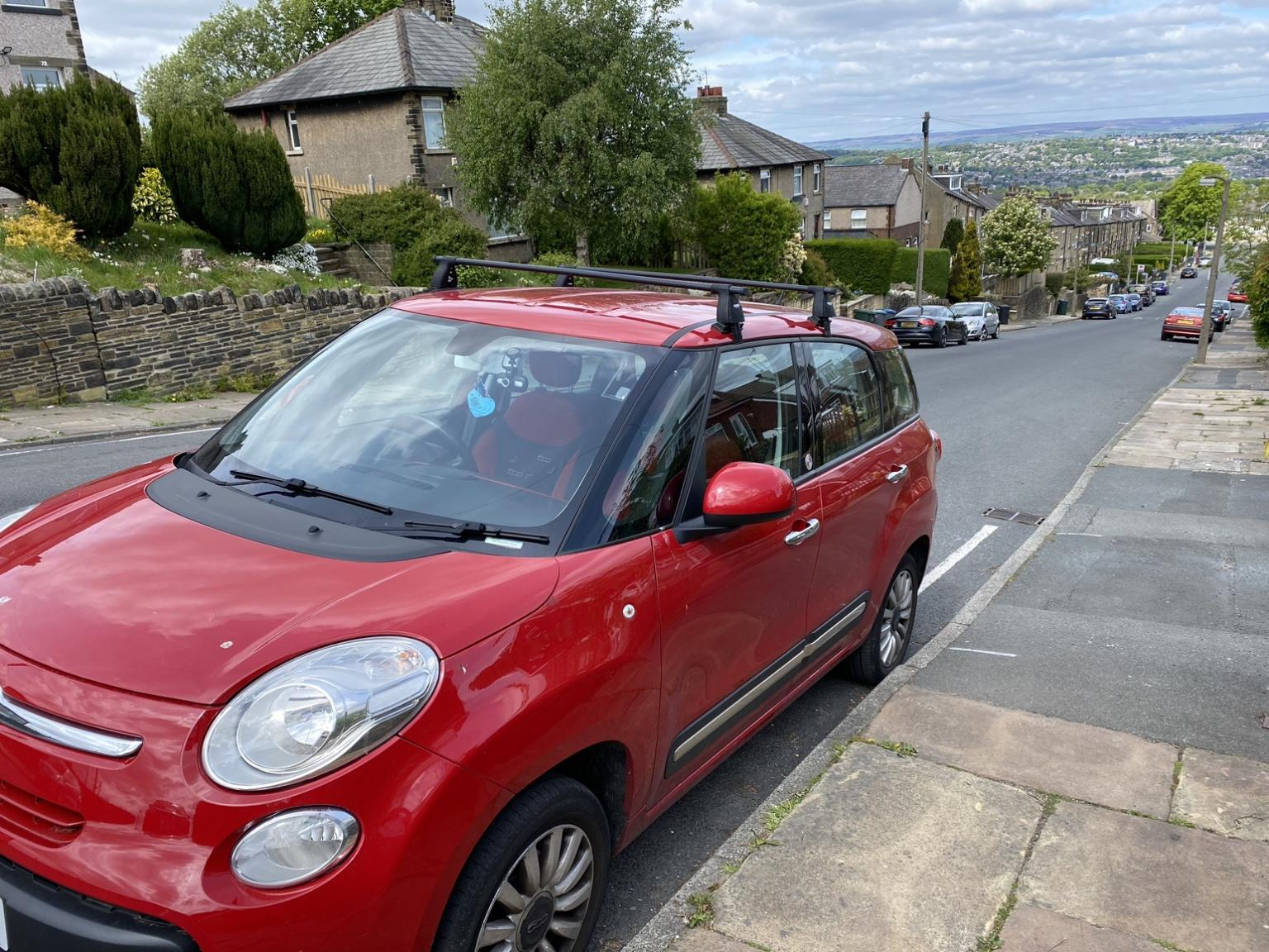 Fiat 500l Mpw Roof Bars Rack In Bradford For 50 00 For Sale Shpock