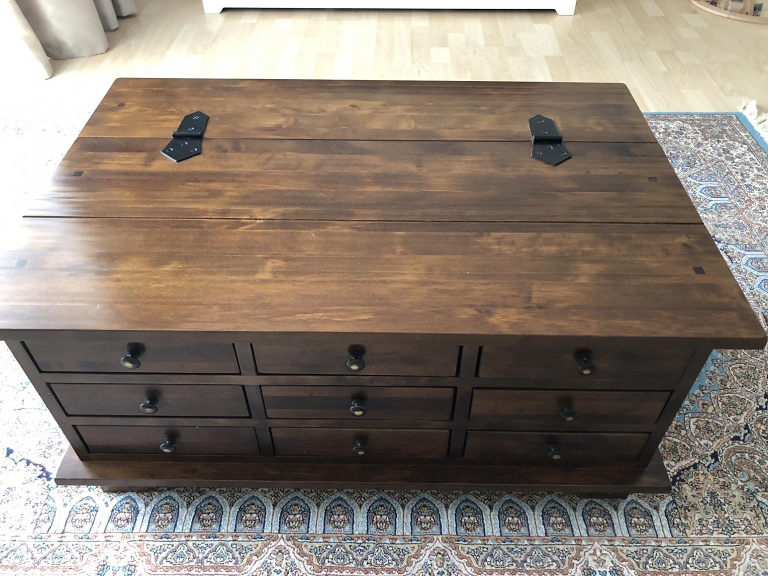 Laura Ashley S Garrat 9 Drawer Coffee Table In Tw8 London For 275 00 For Sale Shpock