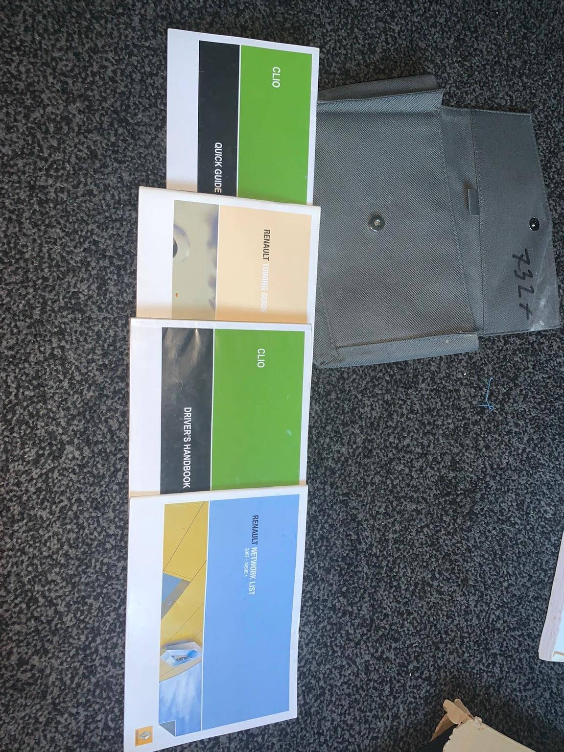 Renault Clio Handbook In Tn23 Ashford For 15 00 For Sale Shpock