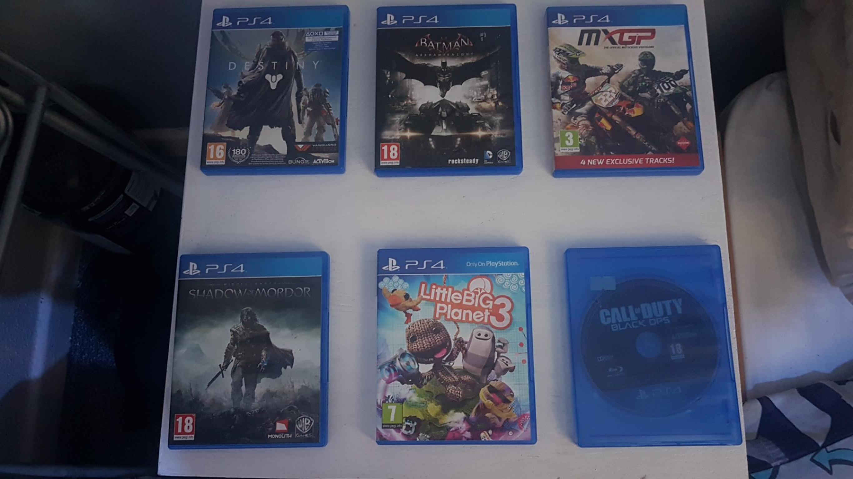 ps4 games bundle in WS10 Walsall for ...