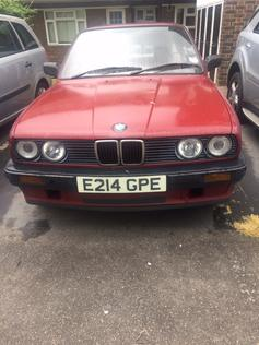 Bmw E30 M3 In Cr4 Merton For 280000 For Sale Shpock