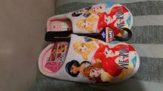 33f5d512ba8 Disney princess slippers. adult size 3 4 in B14 Birmingham for £3.00 ...