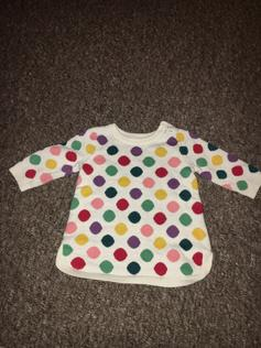 2b68e40b41 GAP BABY GIRL DRESS+PINK BABY PLAYSUIT in BN3 Hove for £5.00 for ...